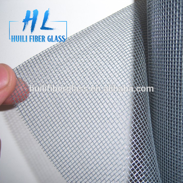 Huili one way vision window screen/fiberglass window screen insect nets