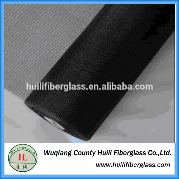 insect netting 14*14 PVC Plastic Coated Fire Resistant Fiberglass Window Screen