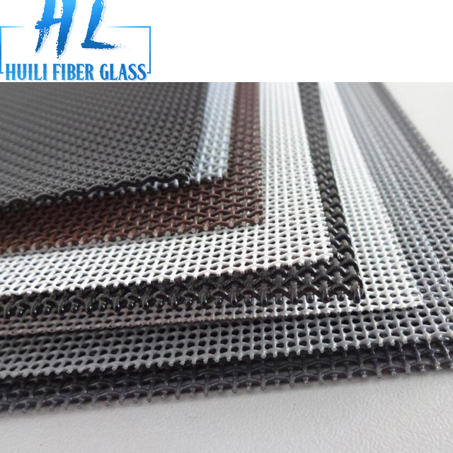 Professional Design 22×22 Mesh Fiberglass Window Screen -