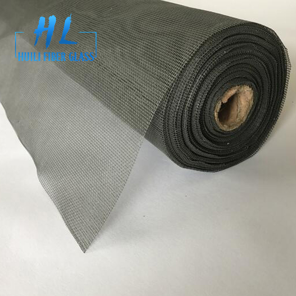 pvc coated fiberglass ya screen net