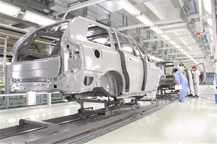 Holtop won VOLVO Auto Painting Workshop AHU Project