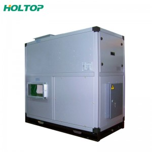 Industrial TG/D Floor Type Energy Recovery Ventilators
