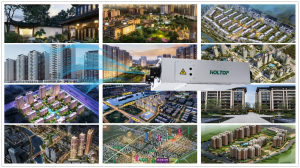 Holtop Supplies Fresh Air Ventilation Systems to the Real Estate Partners