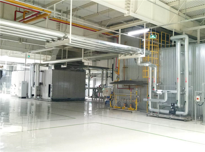 HOLTOP Supplied Air Handling Units to Volvo Cars Coating Project