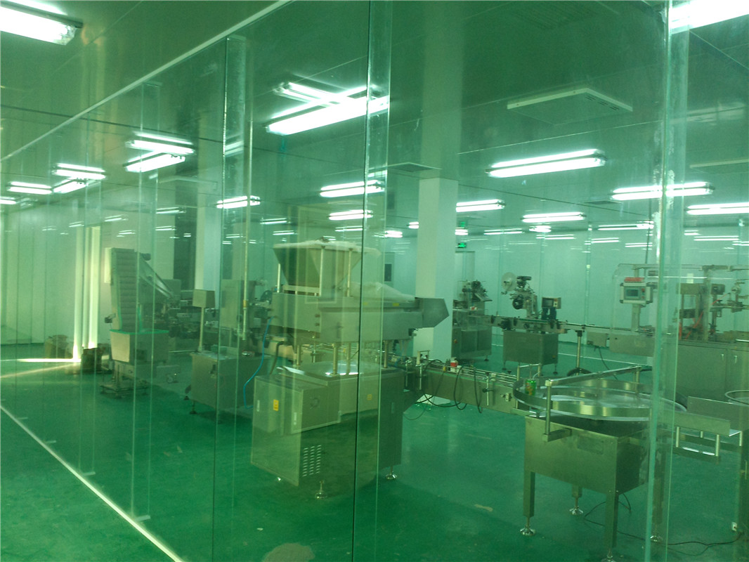 Pharmaceutical Cleanroom Workshop Project