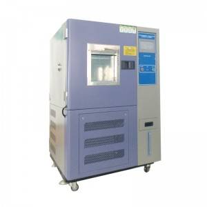 1standard programmable temperature humidity climatic aging test chamber for lithium coin cell research