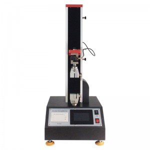 Manufactured tensile strength measurement machine