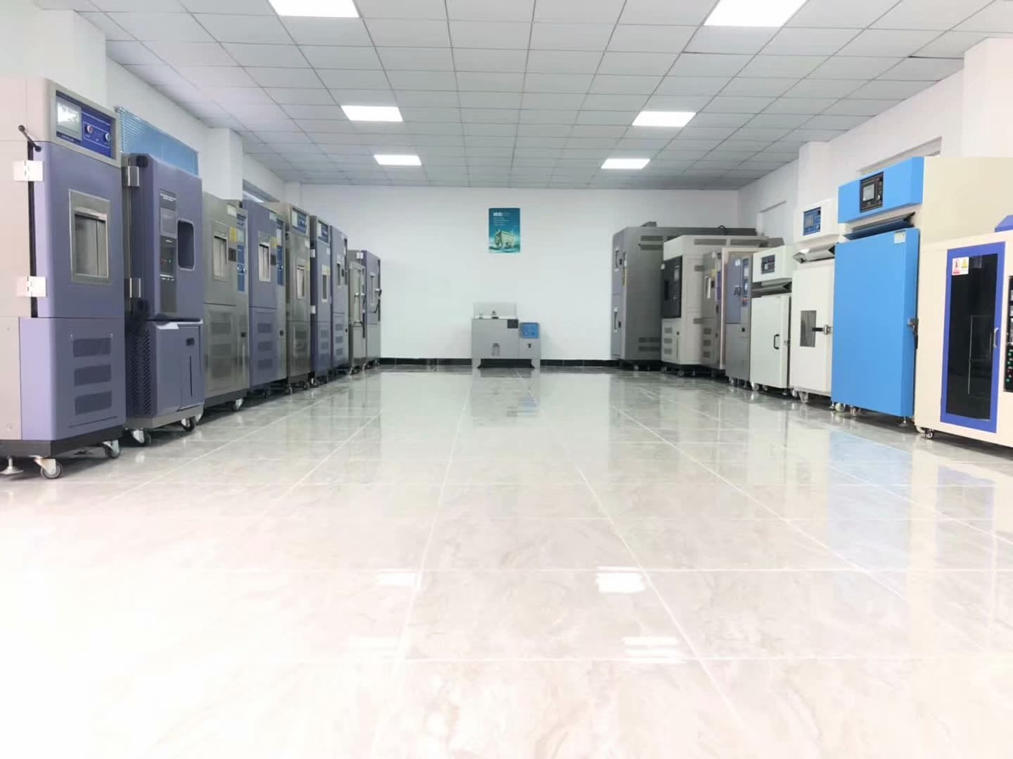 Our hot and cold impact test chamber enters Morning Technology
