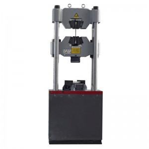 600KN Hydraulic universal geotextile 1000 kn tensile testing machine price