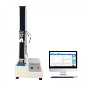 Tensile strength tester hongjin instruments