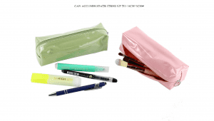 Colorful Waterproof PVC Cosmetic Storage Bag with Lightweight and Large Capacity