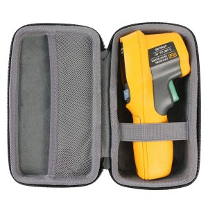 Factory best selling Sea Fishing Box - High quality Hard EVA Carrying case for forehead thermometer – H&X