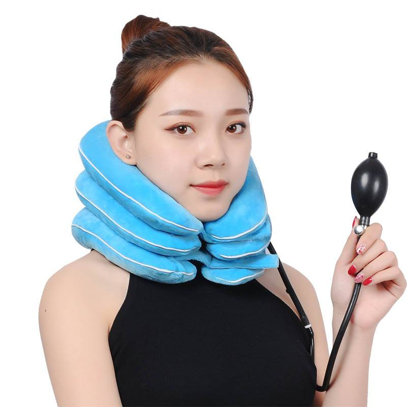 Cervical Neck Traction Device B01-1 Super Soft