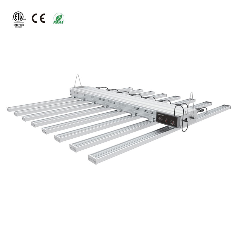 What is the heat dissipation method of LED plant light?