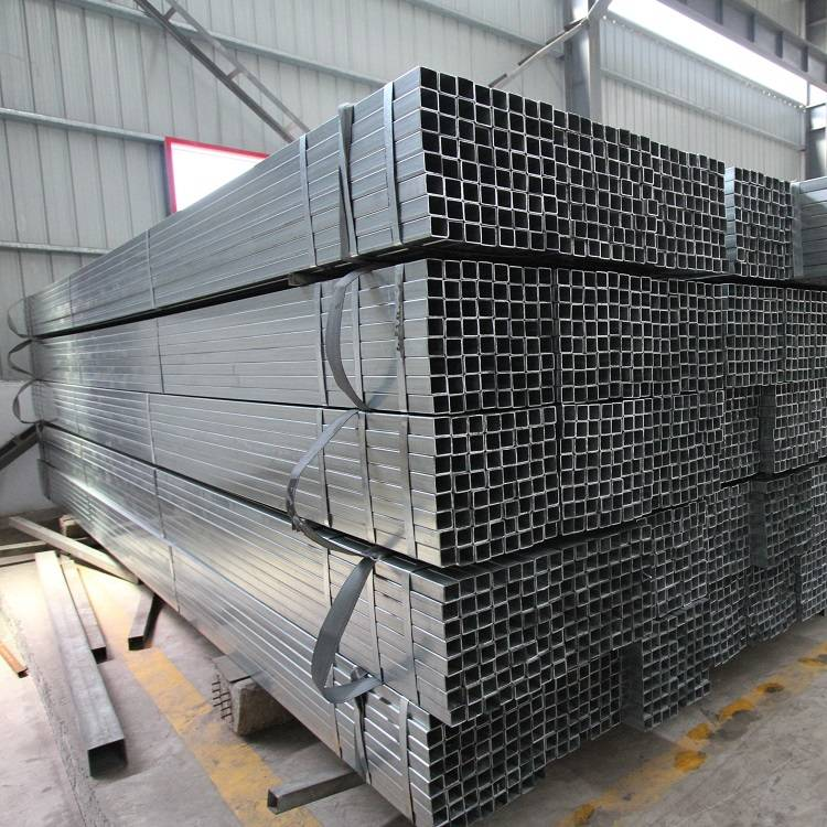 Pre Galvanized Hollow Section With Zinc Coating 50-60g