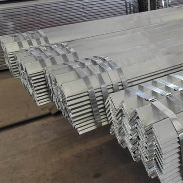 Steel Bars Galvanized Structural Angle Steel
