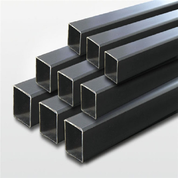 Building Material Mill Black Steel Square Tube Carbon Steel Square Pipe/Hollow Section