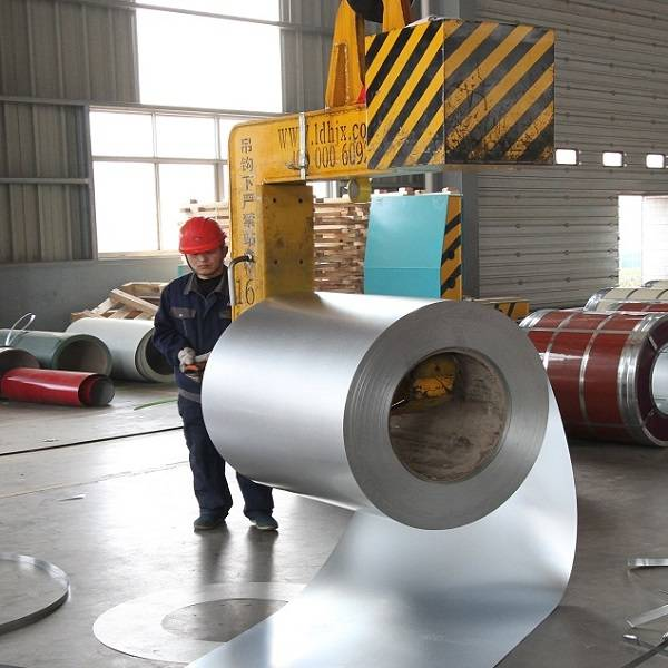 Hot Dipped Galvanized Steel Sgcc Coils