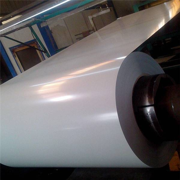 RAL 9016 SGCC PPGL Prepainted  Galvalume Steel Coils