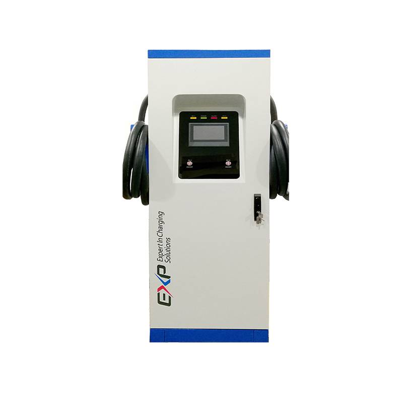 EXP160K1-HD Fast DC-aanjaer CCS + CHAdeMO / 160 kW