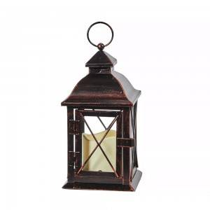 Decorative Candle Lantern Vintage Rustic Large Hanging candle lantern