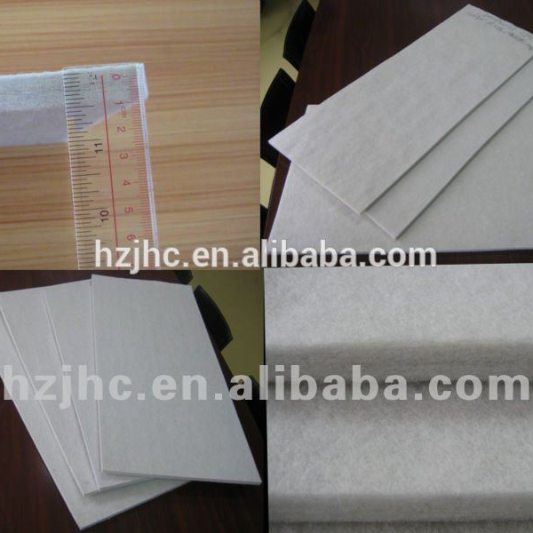 2016 nice quality cheap polyester non woven fabric material