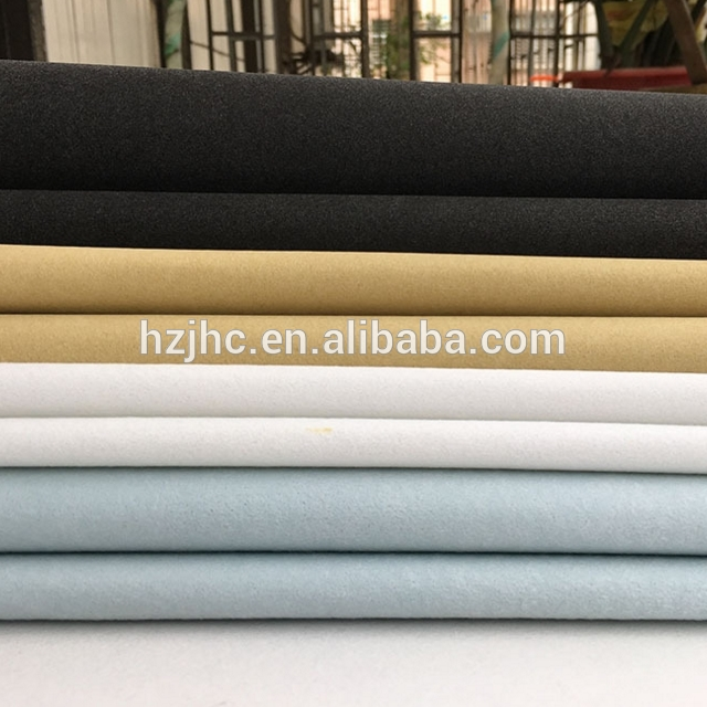 Custom Needle Punched Non Woven Fabric For Carpet Fabric