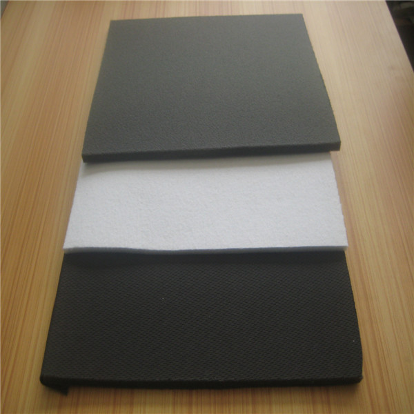 Waterproof breathable umpluk laminated kain sheet