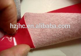 Laminated adhesive nonwoven polyester needle punch furniture floor protector felt pad