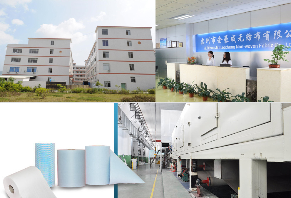 Spunlace non-woven fabric features and manufacturer introduction | JINHAOCHENG