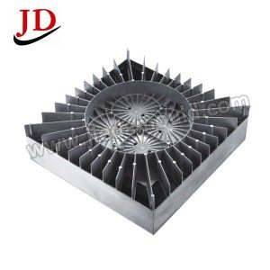 Aluminum Die Casting Street Lighting Housing Mold