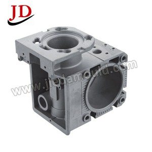 Customized Aluminum Die Cast Gear box housing We Supply to Finland Customer
