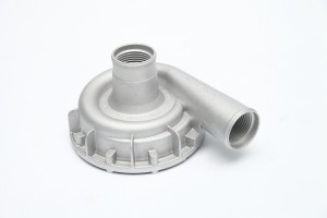 Aluminum die casting electronic pump housing for auto