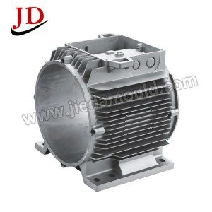 Aluminum Die Cast motor housing