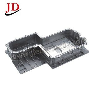 Aluminum Die Cast New Energy Automobile Controller Housing
