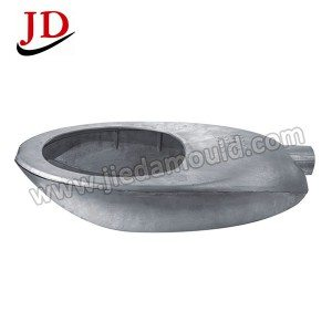 Aluminum Die Casting Street Lighting Housing