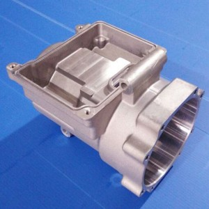 The New Energy Auto Parts of Air Conditioner  Compressor Housing Supplied to Geely