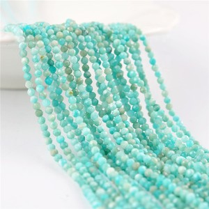 2mm natural bulk gemstone stone beads for jewelry making