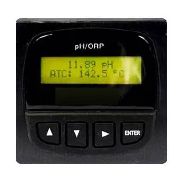 Online PH ORP Controller with sensor PH/ORP-8850 (PC-8850)