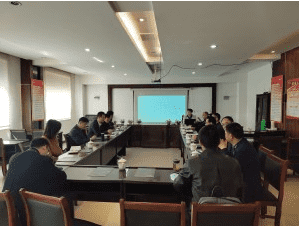 The director of Zhejiang Province Department of Commerce, Mr. Wang Jian come to visit our company