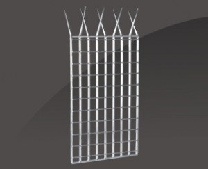 Well-designed Stair Tread Steel Grating Weight - FENCE – JIULONG
