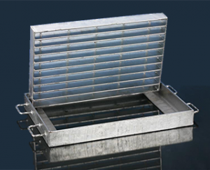 Manufacturer of Steel Floor Grating - GM Drainage Pit Cover – JIULONG