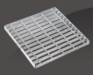 Cheapest Price Pool Plastic Overflow Grating - STAINLESS STEEL GRATING – JIULONG