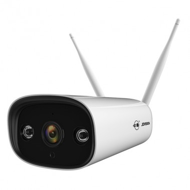 JVS-C8W-WF 2.0MP Full-Color Wi-Fi Perimeter Camera