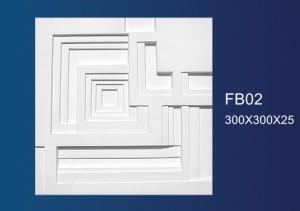Embossed Plate FB02
