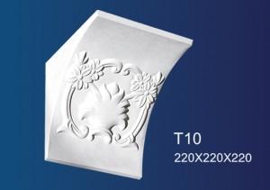OEM/ODM Factory Small Plaster Line Shape - Giuseppe T10 – Jiupin Decoration