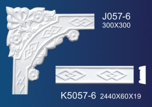 Flower Angle Line  K5057