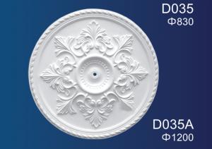 Centre Panels Series D035