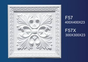Factory made hot-sale China Yiwu Gypsum Line Mouth Line Supplier - Embossed Plate F57 – Jiupin Decoration