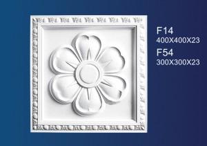 Embossed Plate F14